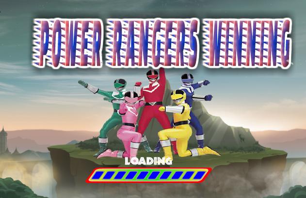 تحميل لعبة Power Rangers Winning للكمبيوتر مجانا