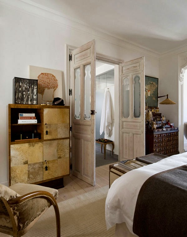Marta de la Rica Bedroom