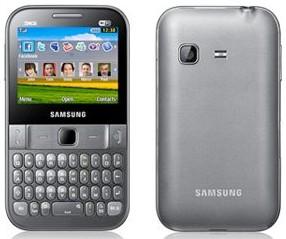Berapa Harga HP Samsung Chat 527