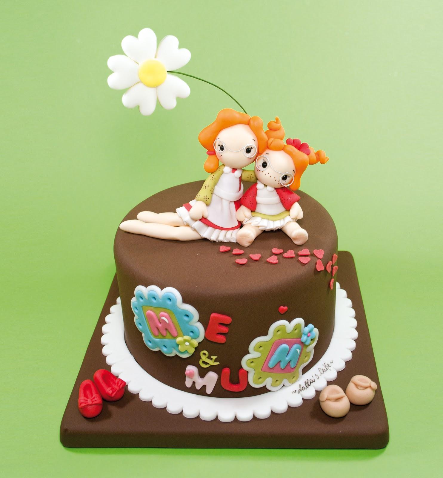 Cake Design Mensile : LaDe: Lalla s Cake e le sue dolcezze editoriali.