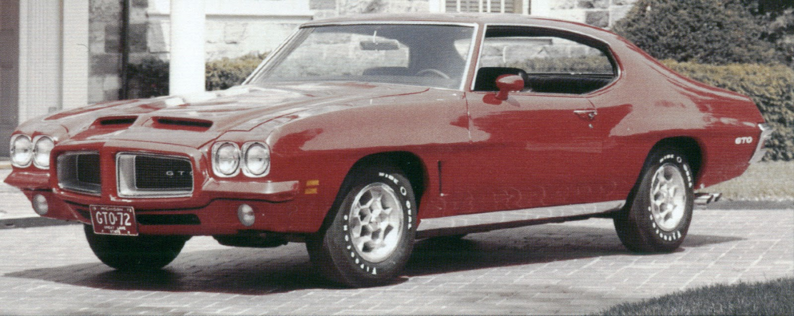 1972 Pontiac GTO: An Indian Summer for Muscle Cars ...