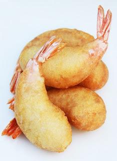 Recette des Beignets aux Crevettes