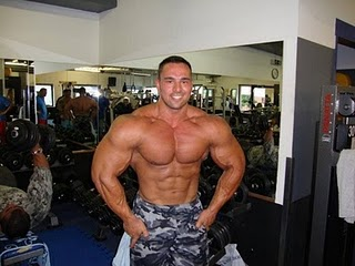 Young Bodybuilder images from US