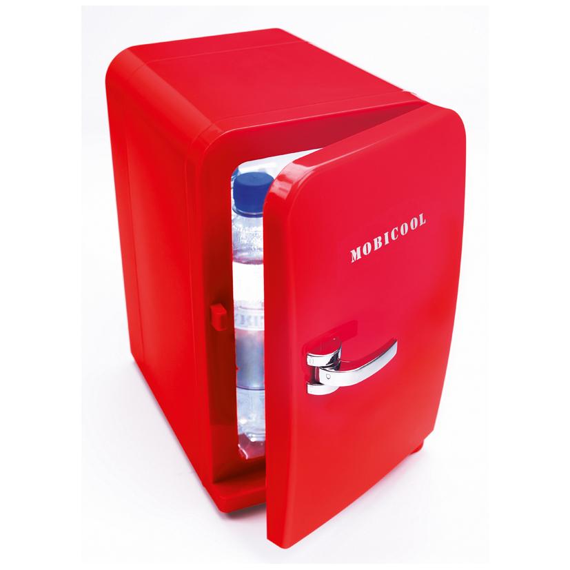 Skl Diy Uptown Mobicool F05 Mini Fridge Red 5lts For Rm