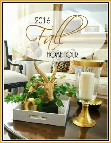 2016 Fall Home Tour