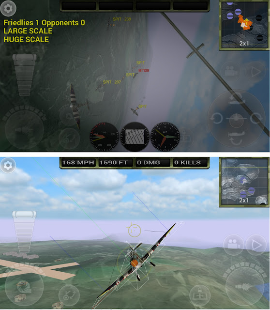 Game FighterWing 2 Flight Simulator