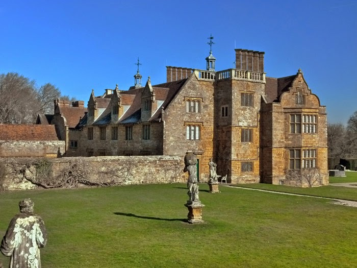 Manor house, Ashby St Ledgers, Viscount Wimborne
