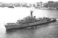 Bay class frigate