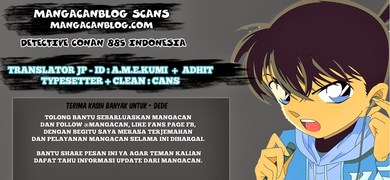 Dilarang COPAS - situs resmi www.mangacanblog.com - Komik detective conan 885 - perlombaan layang-layang 886 Indonesia detective conan 885 - perlombaan layang-layang Terbaru |Baca Manga Komik Indonesia|Mangacan