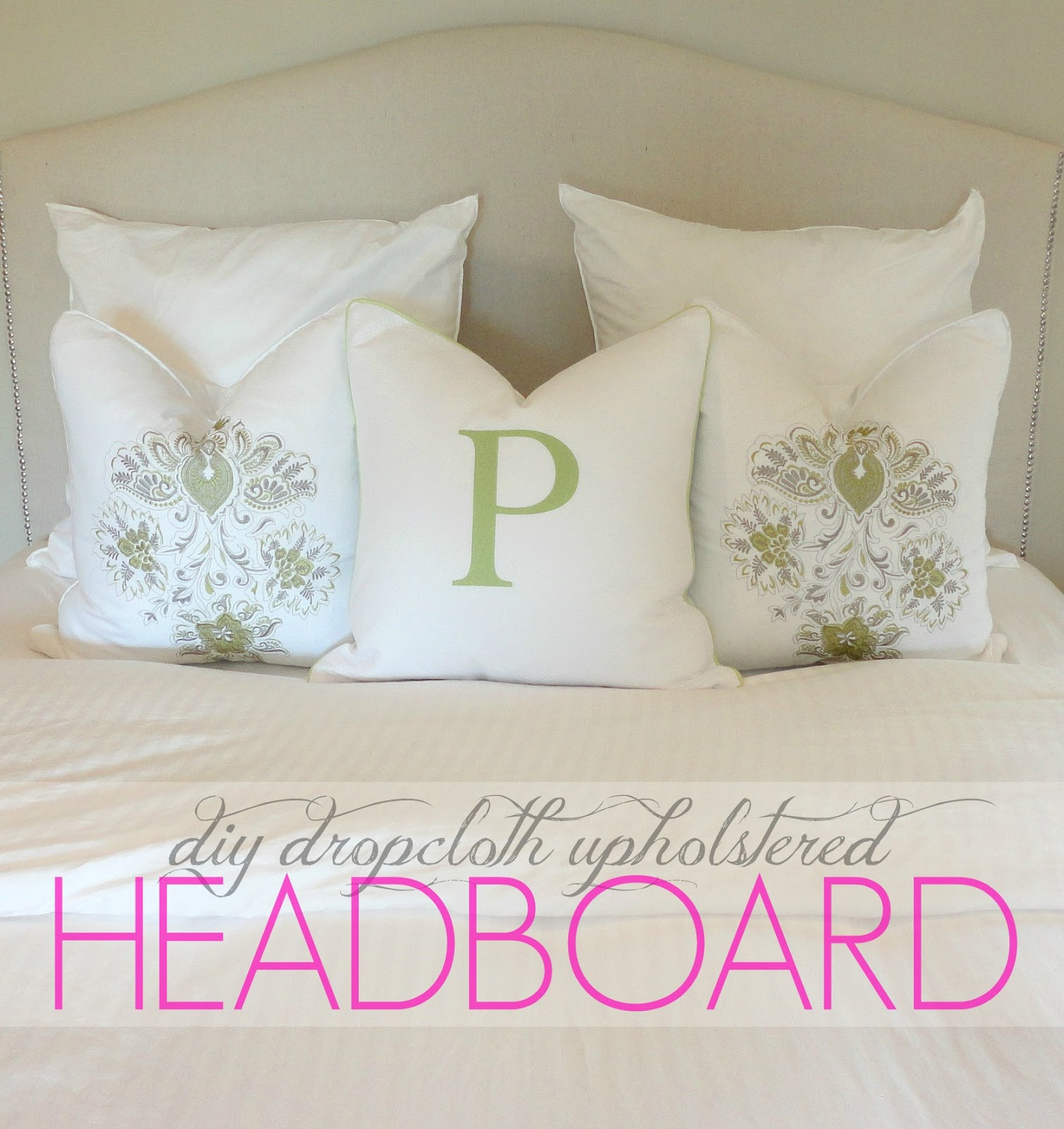 Livelovediy how to make an upholstered headboard with a Make a headboard diy