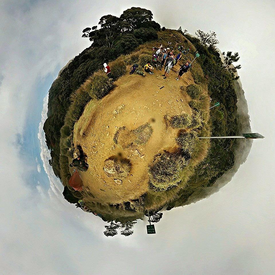 Sphere - Camp 3 Mt. Pulag