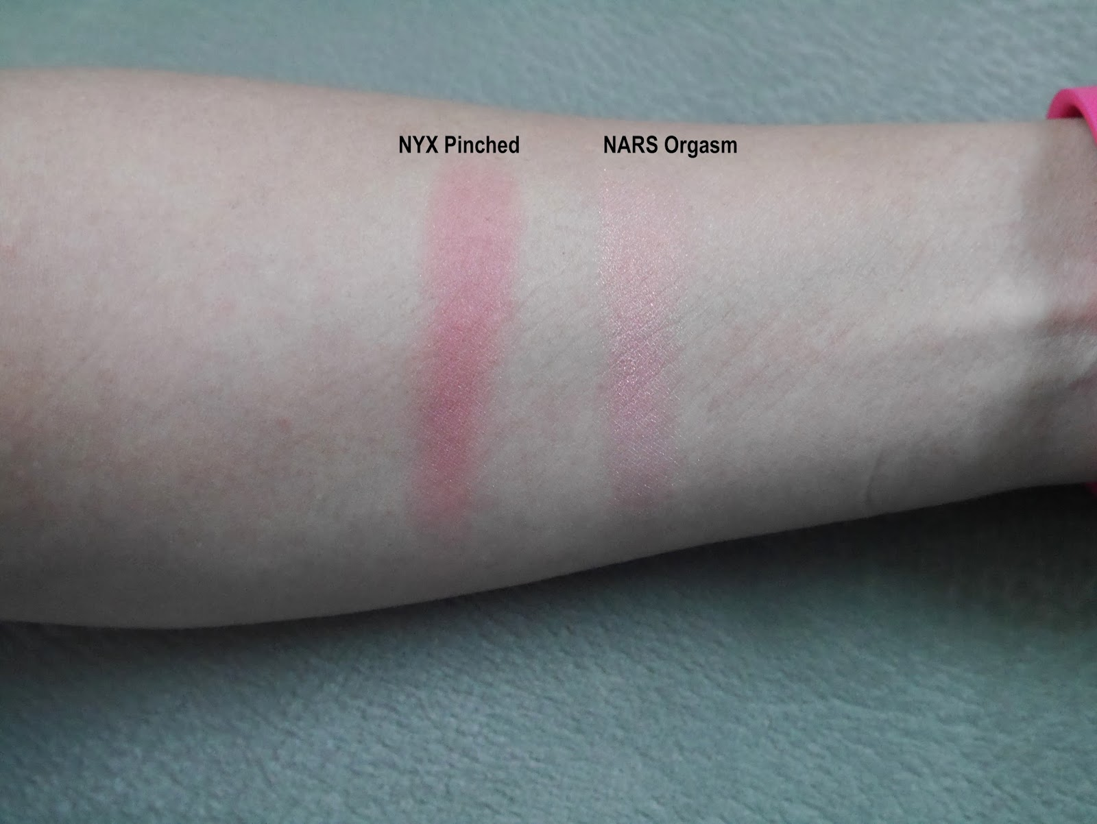 NYX Powder Blusher Pinched
