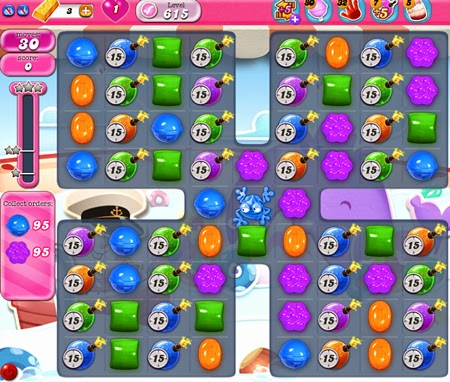 Candy Crush Saga 615