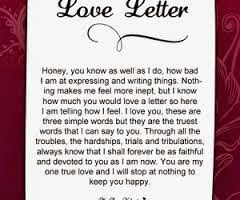 Happy Valentines Day Romantic Love Letters For Her Happy
