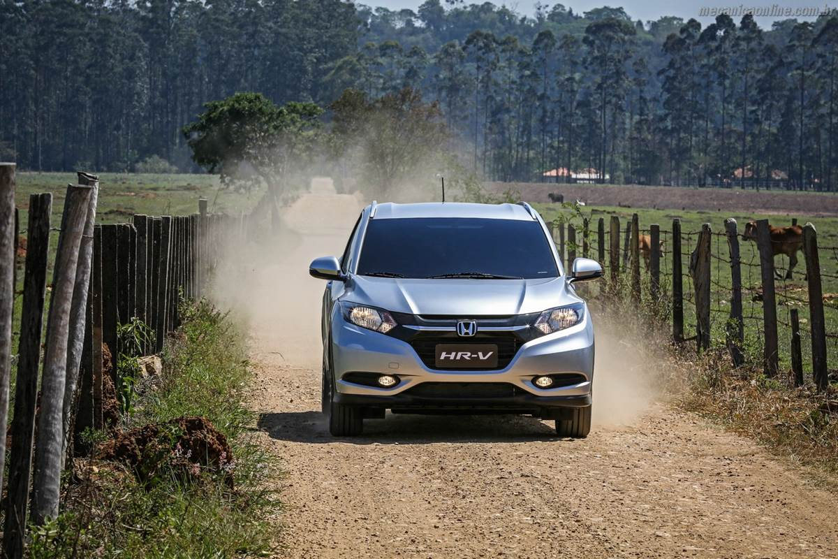 Novo Honda HR-V 2016