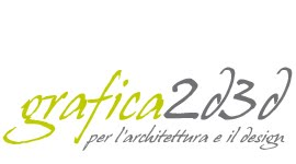 Grafica 2d3d - Grafica 3d per l&#39;architettura