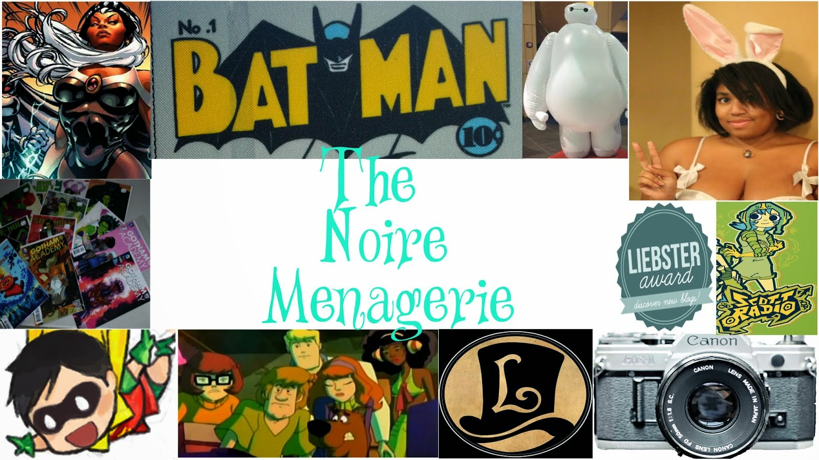 The Noire Menagerie