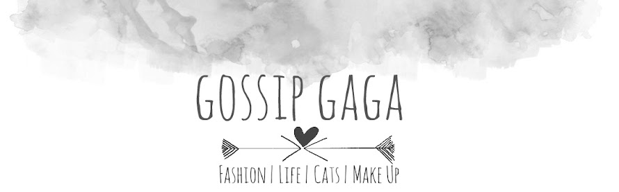 Gossip Gaga - Fashion | Life | Cats | MakeUp