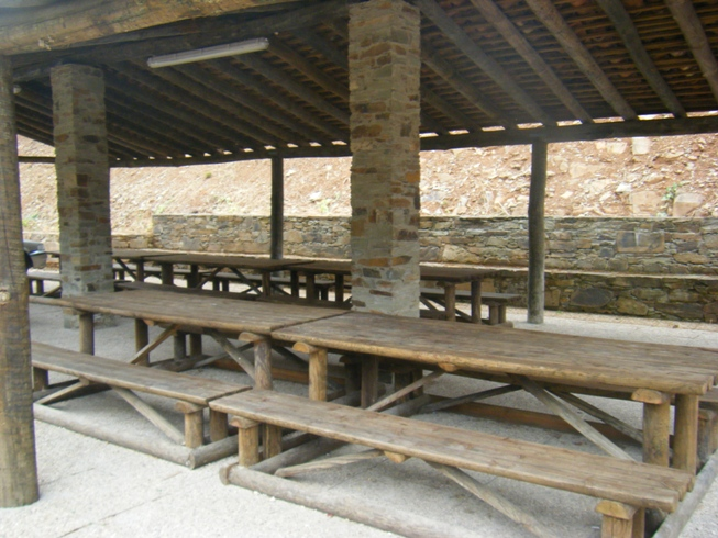 Mesas para merendar