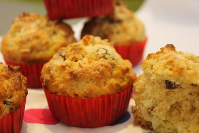 Q.B. - Quanto Basta.: Muffins al Panettone