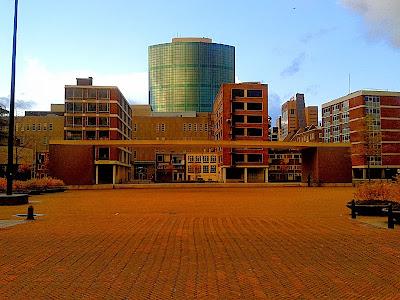 Rotterdam: Binnenrotte da Laurenskerk