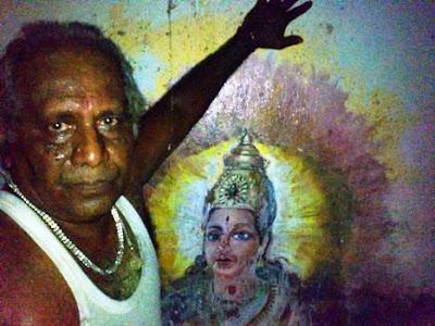 அற்புதக்கலைஞர் திரு.கந்தையா கிருபானந்தன்