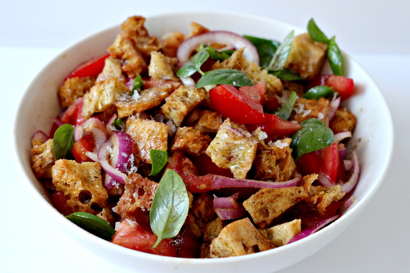 Milk and Honey: Panzanella