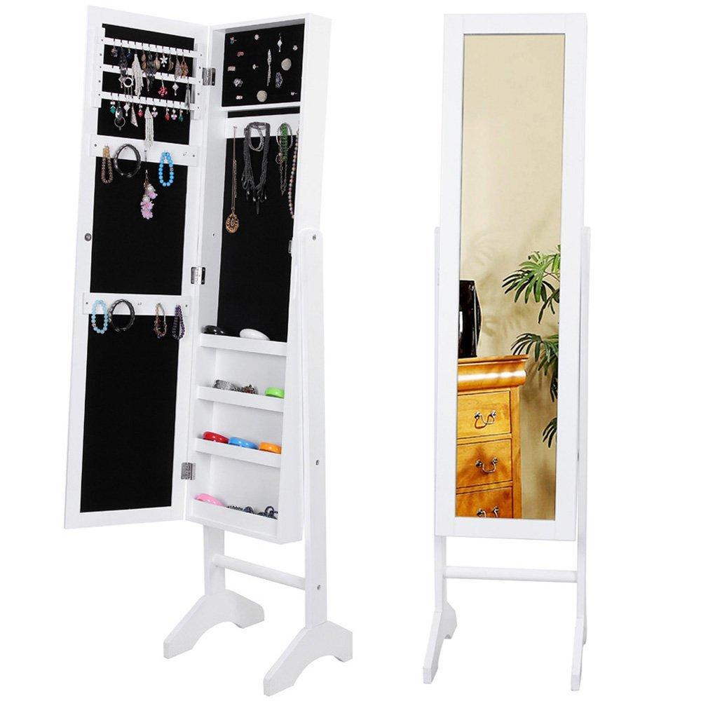 Organizaci n en el dormitorio mi espejo joyero por tu for Espejo joyero casa