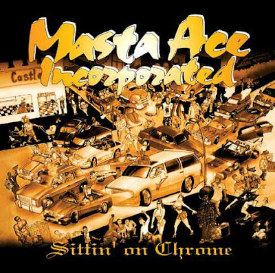 Masta Ace Inc – Sittin' On Chrome (Deluxe Edition) (1995-2012) (3xCD) (320 kbps)