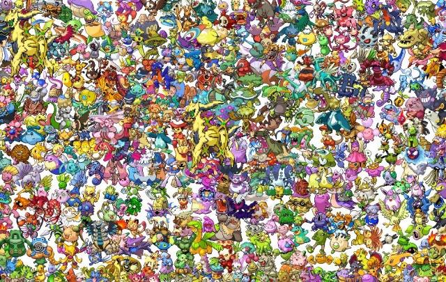 List of Pokémon games - The Nintendo Wiki - Wii, Nintendo ...