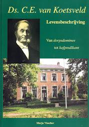 Biografie Ds. C.E. van Koetsveld
