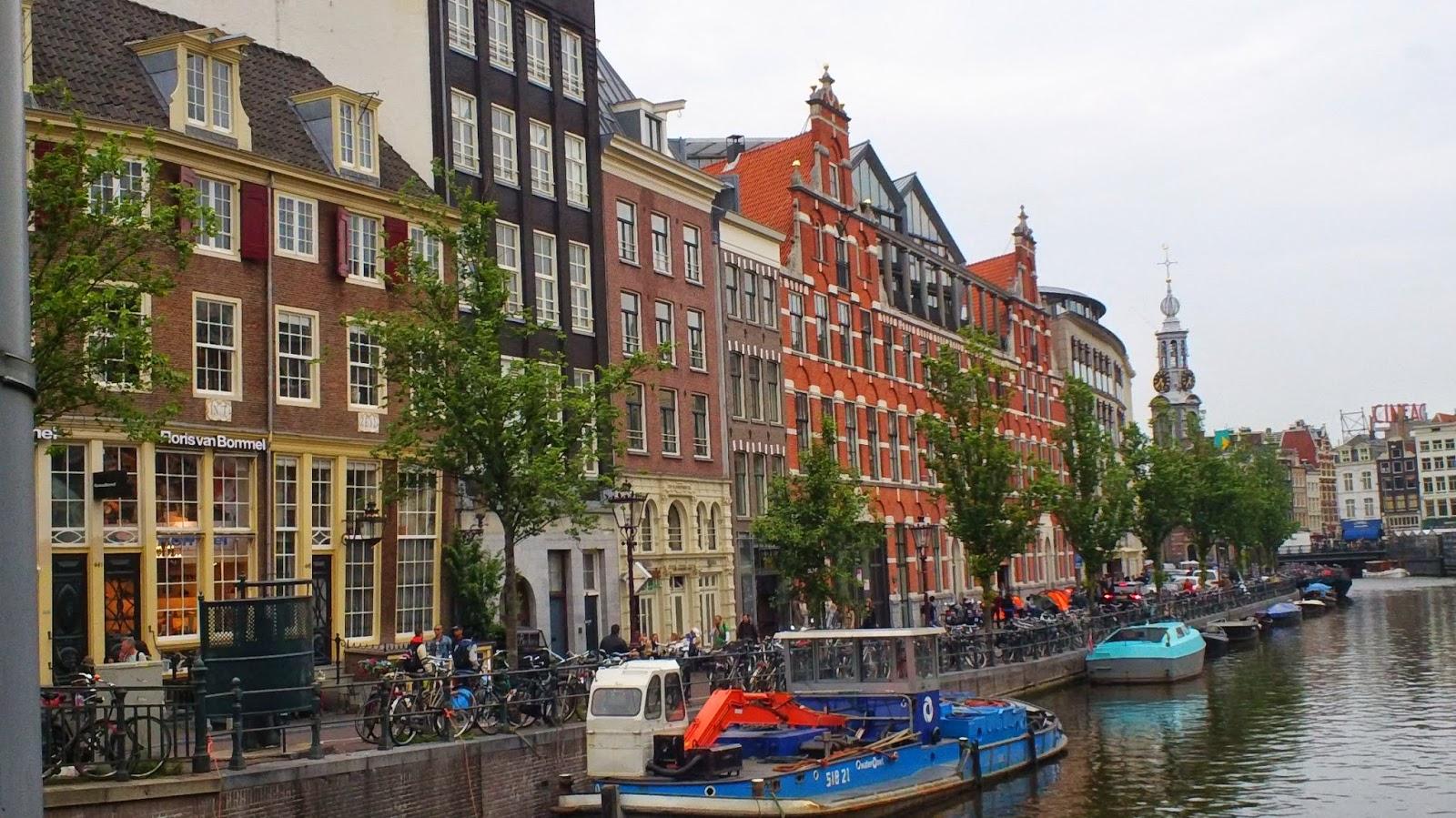 nomdeplume 5 giorni ad amsterdam in video