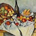 "Elma Sepeti ""The Basket of Apples"" - Cézanne"