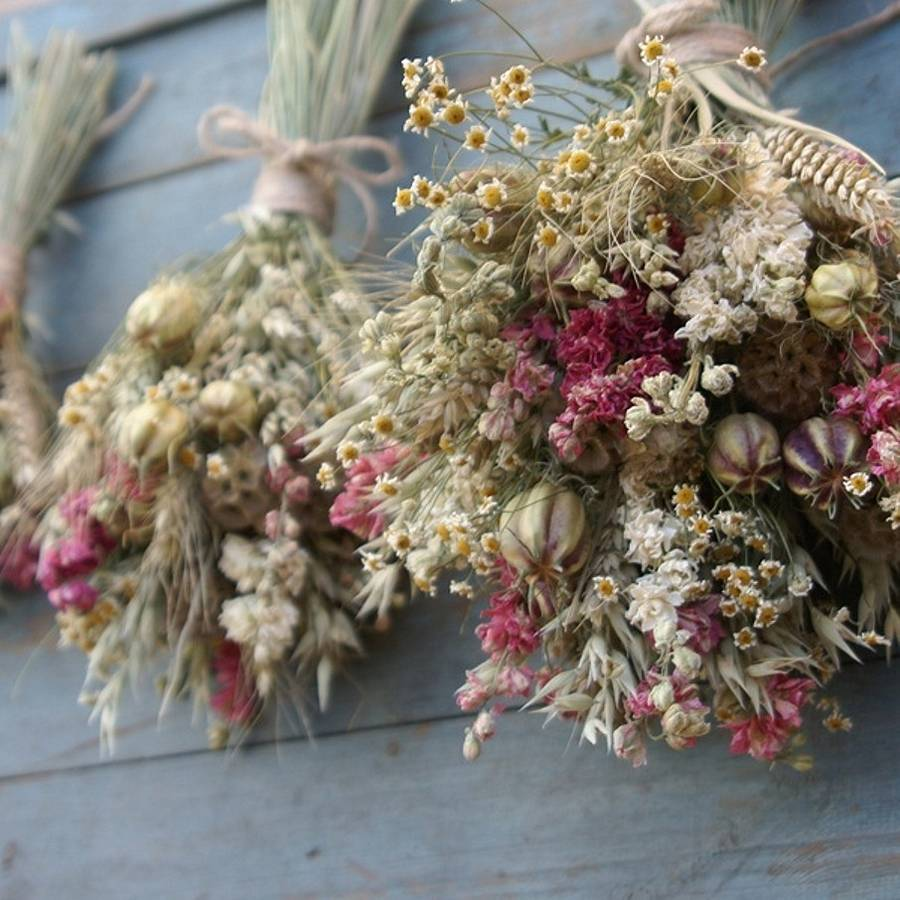 my name is rony havive and i have been working with dried flowers