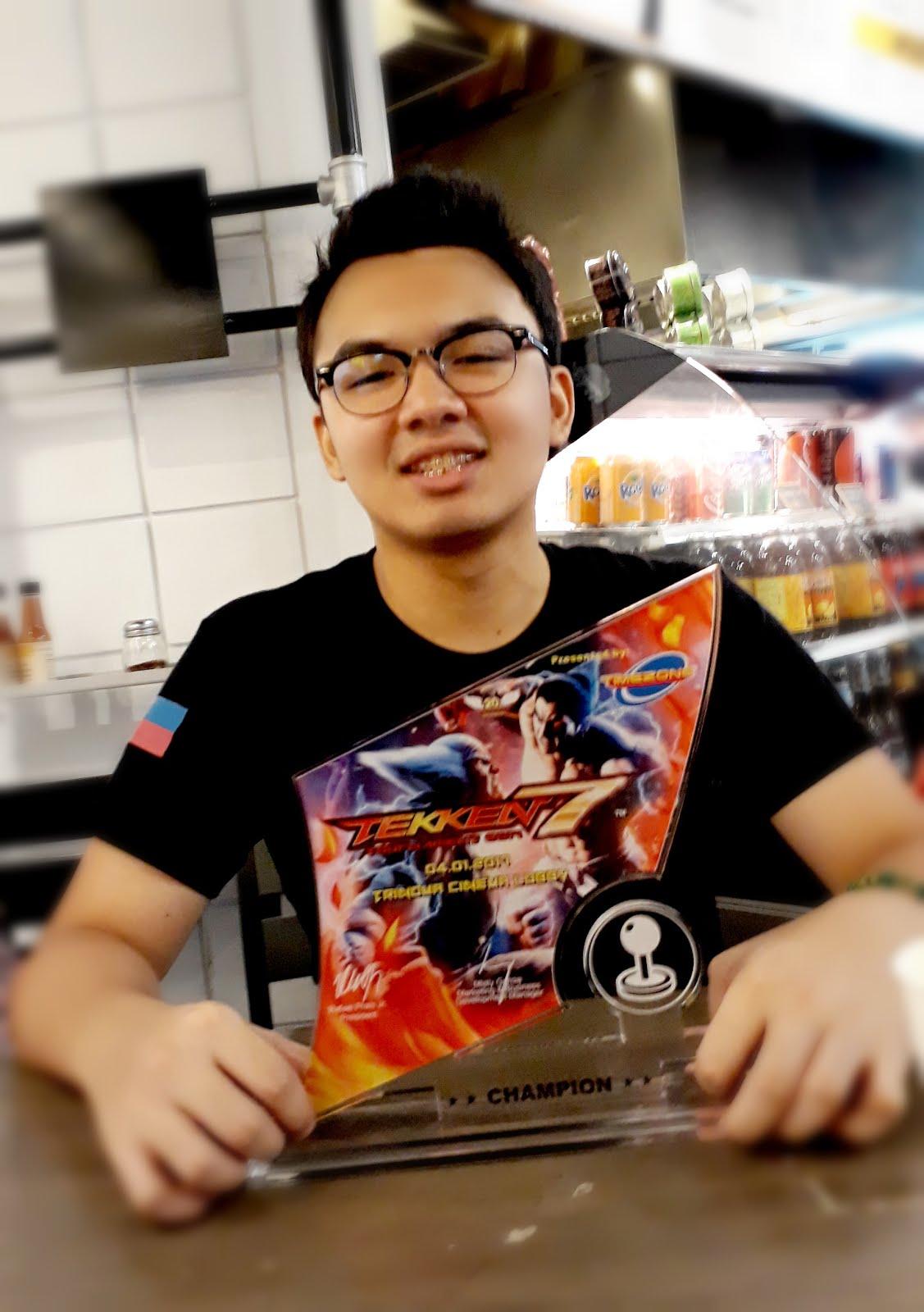 2017 Timezone Tekken 7 Champion PBE Doujin