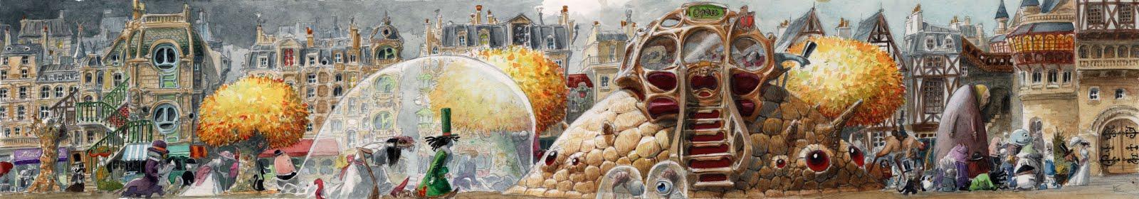 Les monstres de Paris