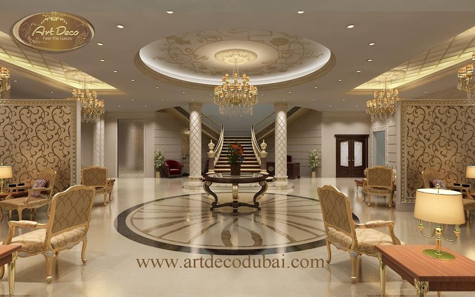 Luxury home interiors for One agency interior design dubai