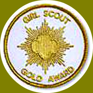 Goal # 3 Going for Gold Award