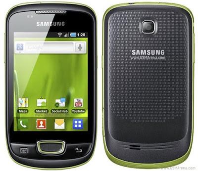 Download Free Firmware Samsung Galaxy Mini S5570
