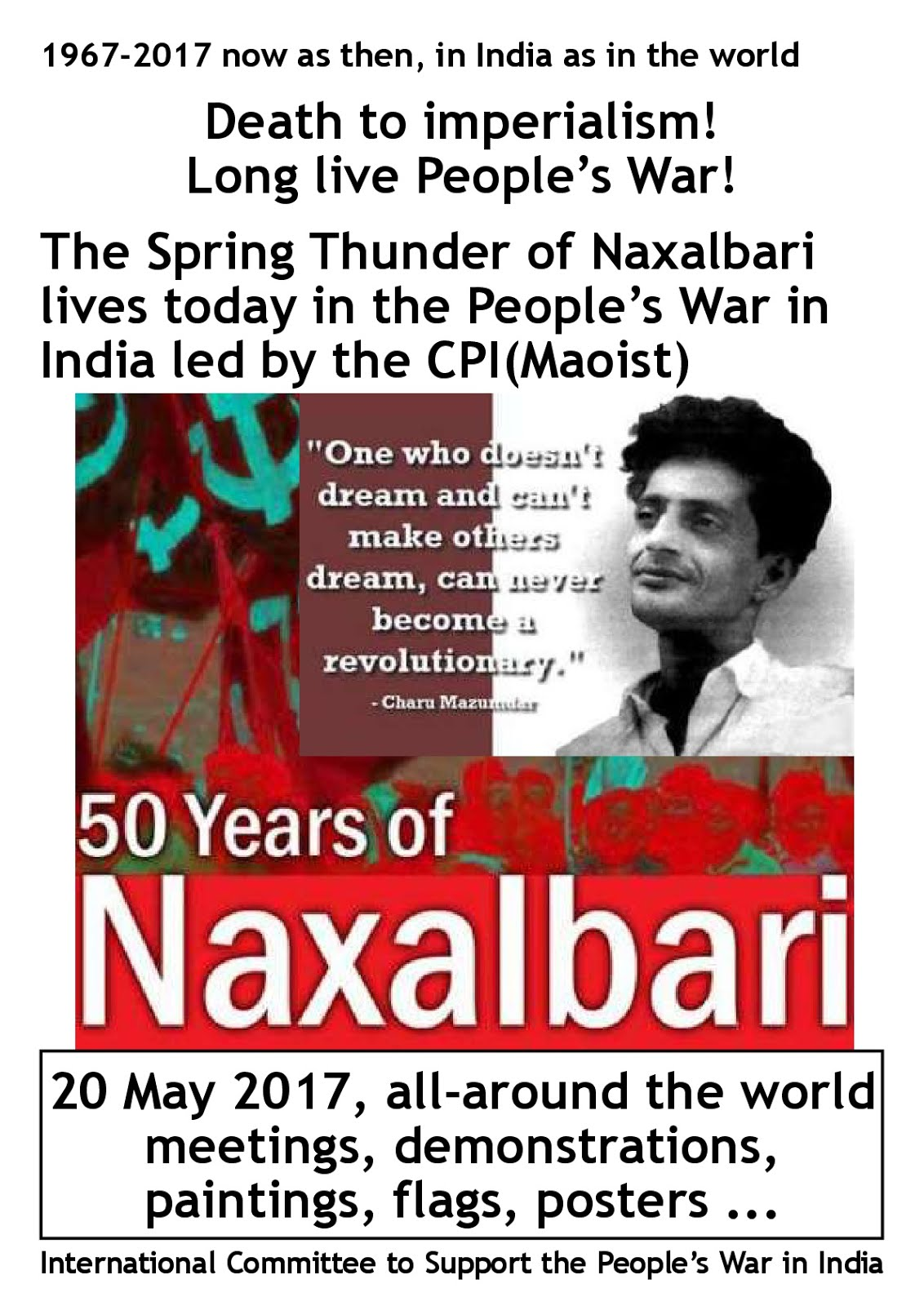 CAMPAGNA 50 ANNIVERSARIO NAXALBARI