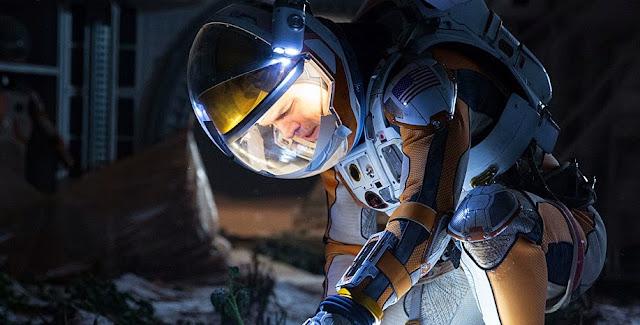 The Martian | Matt Damon nas primeiras imagens de ficção cientifica de Ridley Scott