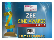 (12th-Jan-13) Zee Cine Awards (Filmy Chakker)