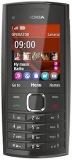 Nokia X2-05 Music Phone