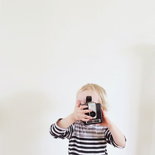 #thriftscorethursday Week 61 | Instagram user: nalleshouse shows off this Kodak Brownie Box Camera