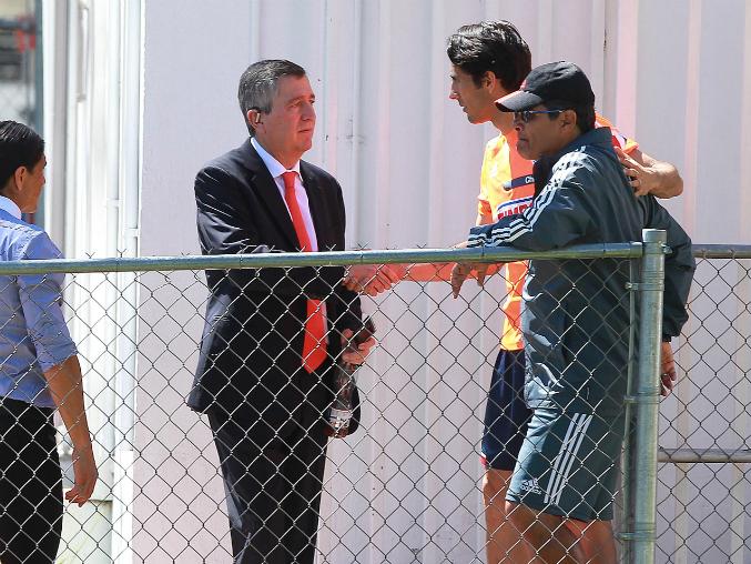 Hace algunos días, Vergara declaró que si vendería a Chivas pero aún no sabe en cuanto ni cuando.