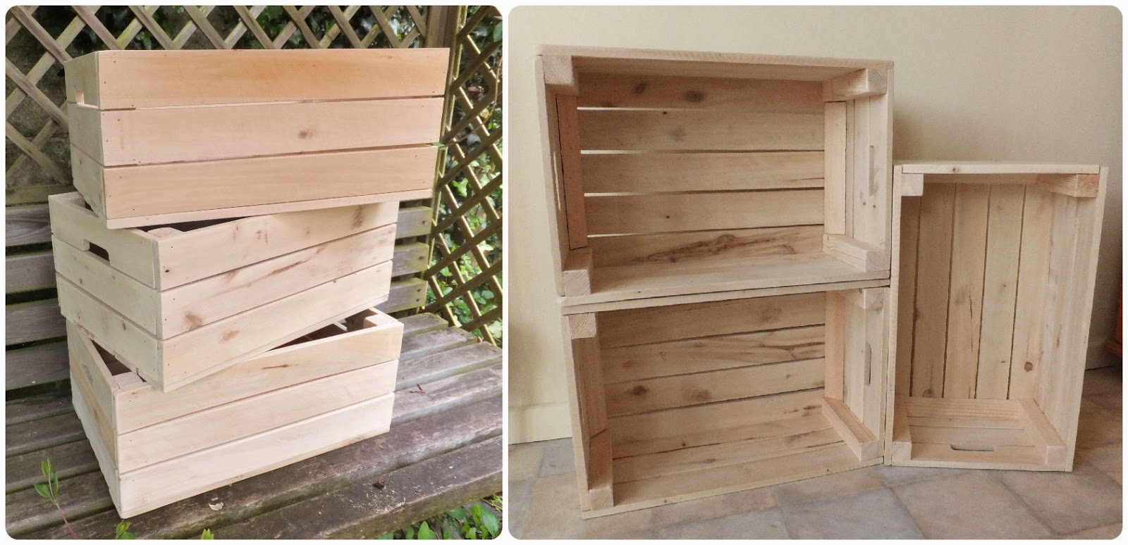 Handmadebymeg so many possible uses for How to make apple crates