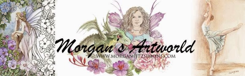 DT Favorites - Morgan's Artworld Challenge