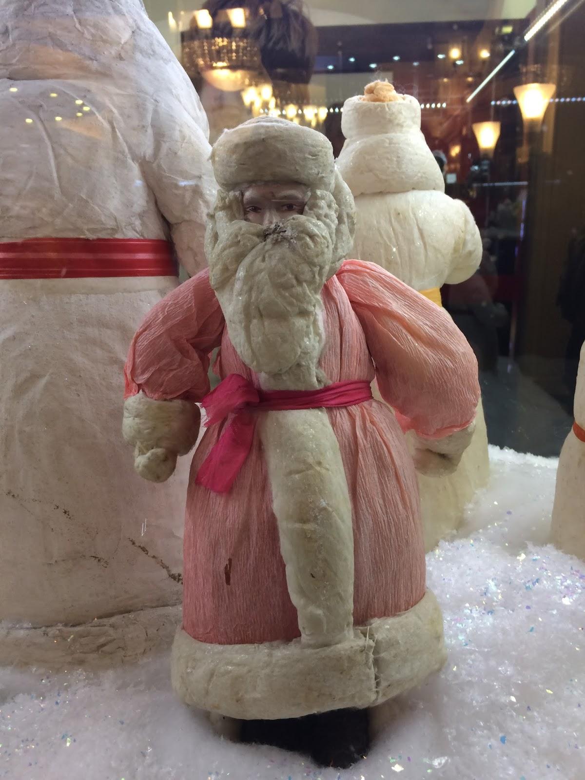 Смешной дед мороз своими руками
