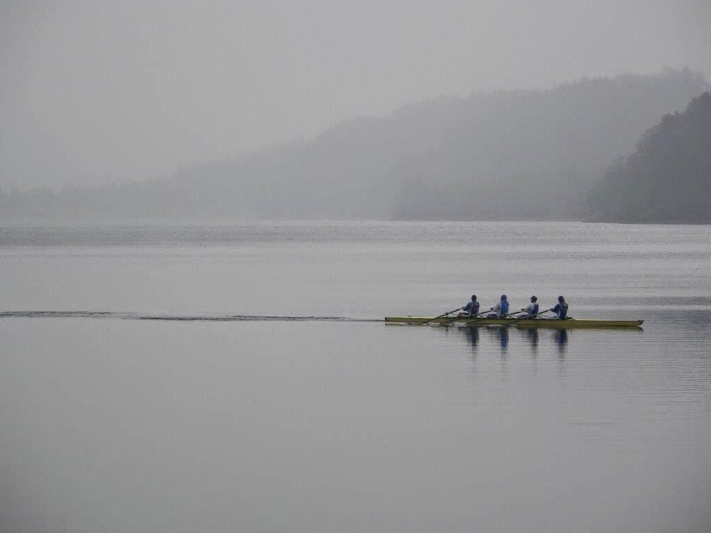 Zelten Sorpe Sorpesee Sauerland Entschleunigung Depression Entspannung Herbst Camping