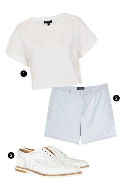 I Fashion Ten Ways To Wear A Crop Top